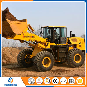 Wheel Loader Zl50g Chinese Wheel Loader with Low Price pictures & photos