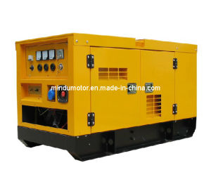 Factory Price Silent Diesel Generator Set 10kw-800kw pictures & photos