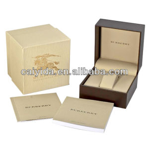 High Quality Paper Jewelry Box/Packaging Box