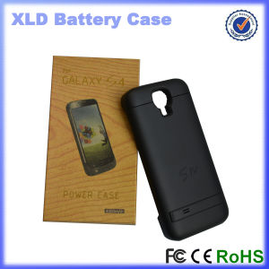 4000mAh Battery Storage Case for Samsung I9500 Galaxy S4 (OM-PWS4) pictures & photos
