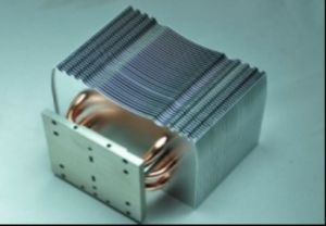 LED Aluminum Extrusion Stage Light Heat Sink pictures & photos