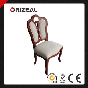 Solid Wood Antique Dining Chair (OZ-SW-092) pictures & photos