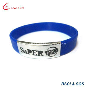 Custom RFID Wristband with Metal Tag pictures & photos
