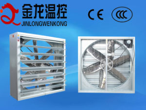 Automatic Heavy Hammer Extractor Fan for Poultry House pictures & photos