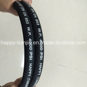 SAE 100r1at High Pressure Hose / Hydraulic Hose / Rubber Hose pictures & photos
