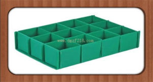 China Colored Corrugated Plastic Sheets with High Quality Manufacturer pictures & photos