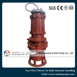 High Quality Sewage Submersible Water Pump pictures & photos