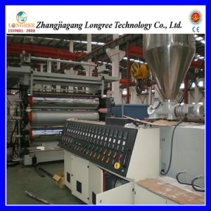 New Plastic PVC Sheet Board Production Extrusion Line Extruder pictures & photos
