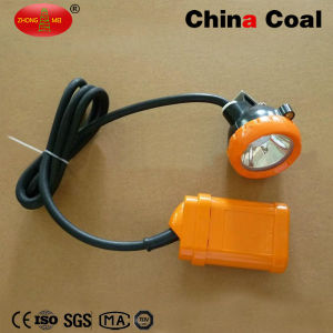 High Power Kj3.5lm High Power LED Mining Safety Cap Lamp pictures & photos