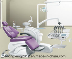Cy300 Top Mounted Folding Type Dental Unit pictures & photos
