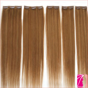 8-32inches Remy Human Hair Weave Clip in Hair Extension