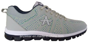 Flyknit Woven Footwear Athletic Sports Shoes Sneakers (816-2923) pictures & photos