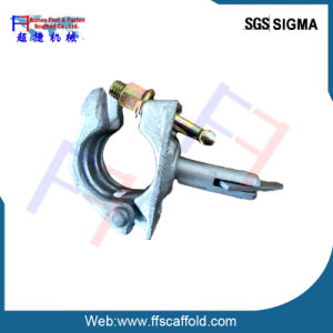 Scaffold Single Clamp with Welded Pin pictures & photos