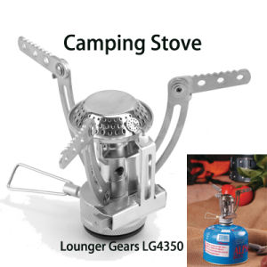 Portable Picnic Camping Gas Stove pictures & photos
