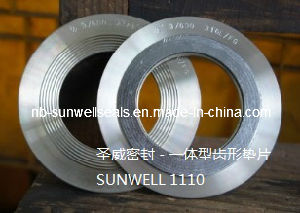 Kammprofile Gasket with Integral Outer Ring (SUNWELL) pictures & photos