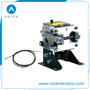 Cheap Price Mechanical Elevator Rope Brake (OS16-250M) pictures & photos