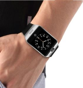 Apro Smartwatch Bluetooth Smart Watch for Samsung Galaxy Gear Support SIM TF Card SMS NFC 1.3m Camera pictures & photos