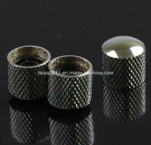 New Style Custom Instrument Guitar Knob, Aluminum Guitar Knob pictures & photos