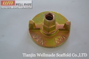 Malleable Casted Iron Formwork Two Wing Anchor Nut pictures & photos