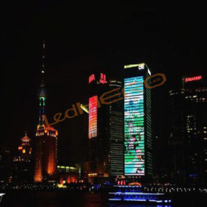 Advertising Outdoor LED Video Curtain by Manufacture pictures & photos