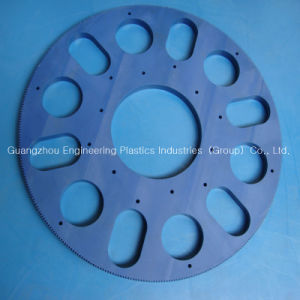 Plastic Mc Nylon Plate with Vibration-Absorption pictures & photos