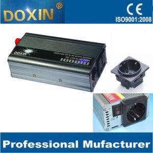 Peak Power 1000W Power Inverter with EU Plug pictures & photos