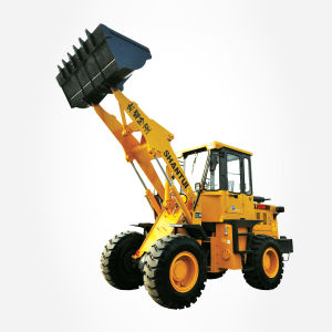 2tons Shantui Mini Loader SL20W pictures & photos