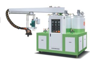 PU Shoe Making Pouring Machine (JG-802-D)
