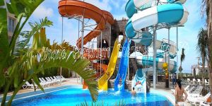 Great Fun Water Park Combined Slides pictures & photos