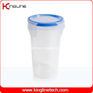 400ml Double Wall Plastic Cup Lid (KL-5016) pictures & photos