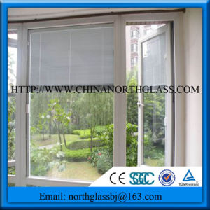 Window Shades Between Hollow Glass Double Glazing pictures & photos