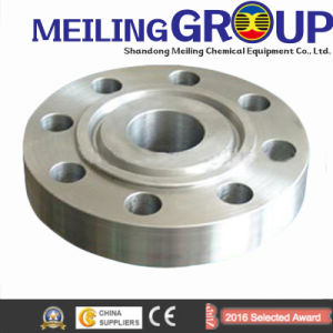 Forged Carbon Steel Threaded Flange DIN, GOST, ANSI, JIS, Bsw pictures & photos