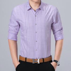 Two Color Men Polo Shirts pictures & photos