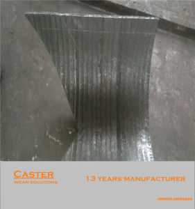 Steel Plate Abrasion Resistant Steel Plate Chromium Carbide pictures & photos