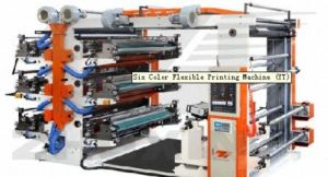 Yt Series Six-Colour Flexible Printing Machine (Yt-6600)