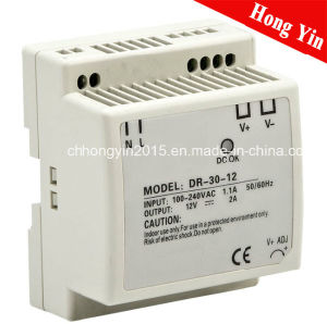 Dr-30-12 AC Input DIN-Rail Power Supply pictures & photos