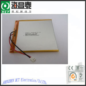 3.7V 4500mAh Li-Polymer Battery Pack with PCB Function