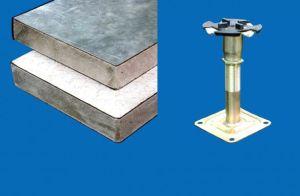 Antistatic Calcium Access Floor