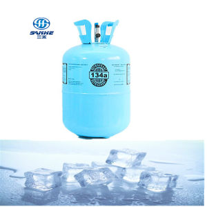 Sanhe Brand High Quality Refrigerant Gas R134A pictures & photos