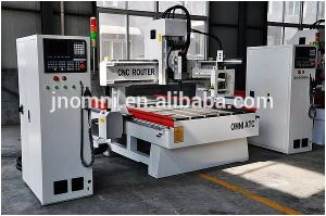 Jinan Supplier Hsd Air Cooling Spindle 1325 Atc CNC Router for 3D Work, Crown Moulding and Wall Frame Working