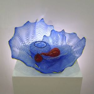 OEM New Design Art Glass Craft pictures & photos