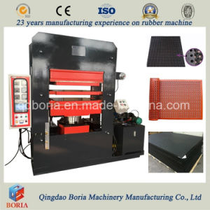 PLC Controlled Rubber Plate Vulcanizing Press