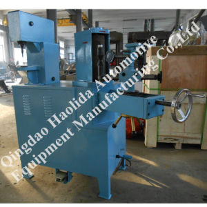 High Quality Automobile Brake Lining Rivet and Grind Machine pictures & photos