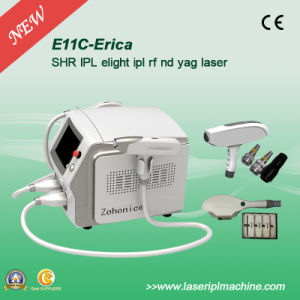 Professional Elight IPL Epilation Q-Switch ND YAG Tattoo Removal Equipment pictures & photos