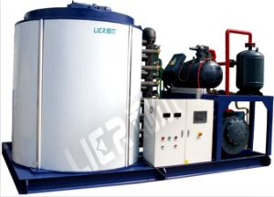 Industrial Freshwater Ice Machine with 20ton Capacity pictures & photos
