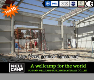 Customized Modular Steel Structure Warehouse pictures & photos