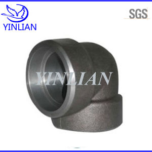 Investment Casting Carbon Steel Pipe Fittings, Pipe Elbow