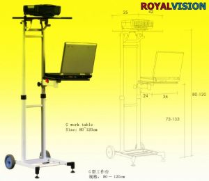AV Cart Series - Projector Stand (G) pictures & photos