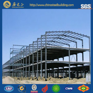 Prefabricated Steel Frame Building (XGZ-14003) pictures & photos