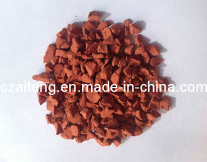 EPDM Granules (JTXD-1113 Red) pictures & photos